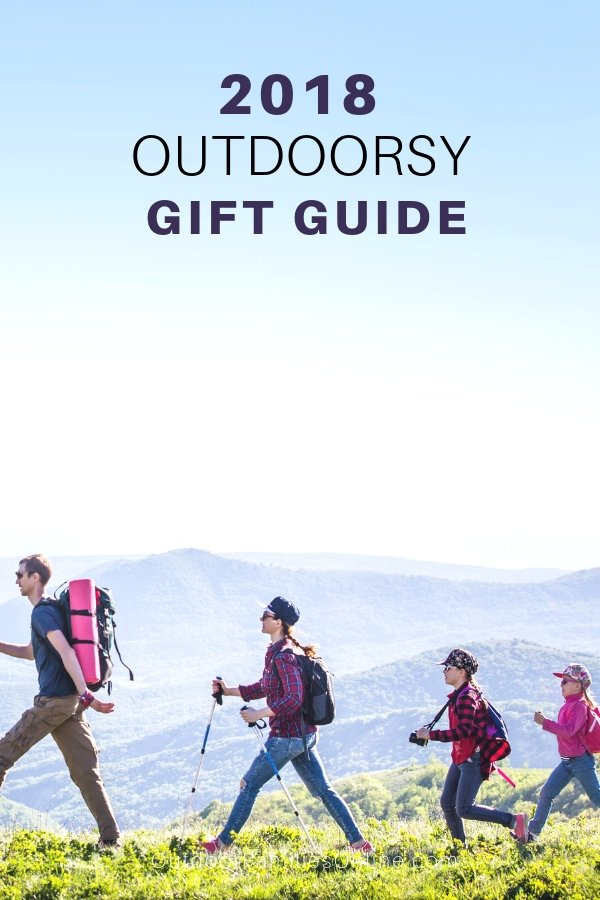 Here are the best outdoor gifts for hiking, camping, climbing, kayaking and exploring in wild parts unknown. Happy adventuring!