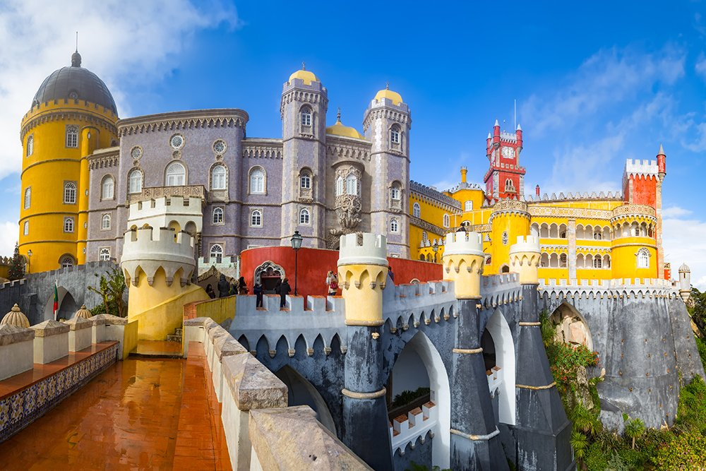 sintra with kids portugal resorts