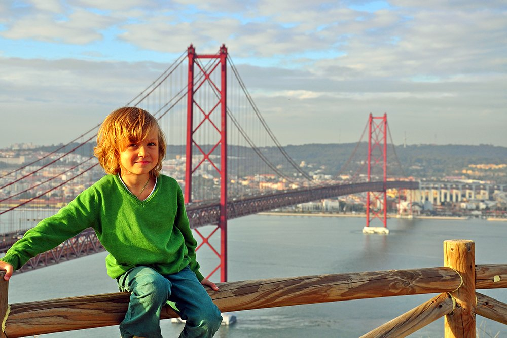 lisbon with kids portugal resorts