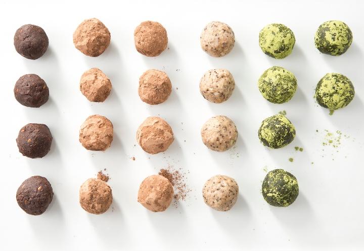 no-bake protein balls energy balls