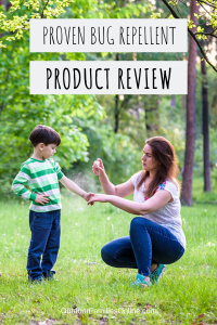 proven bug repellent with picaridin