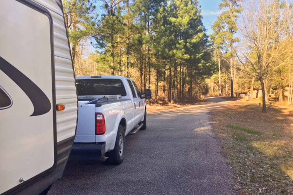 unschooling family RV life