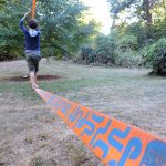 [Great Gear] Play Line Slackline Balances Independence and Fun