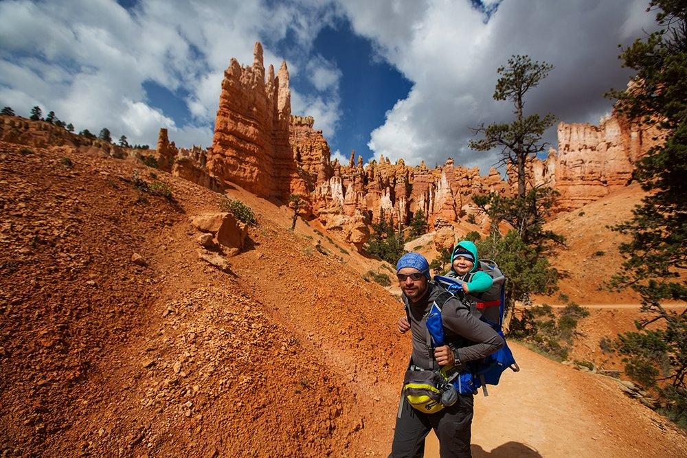 southwestern national park road trip