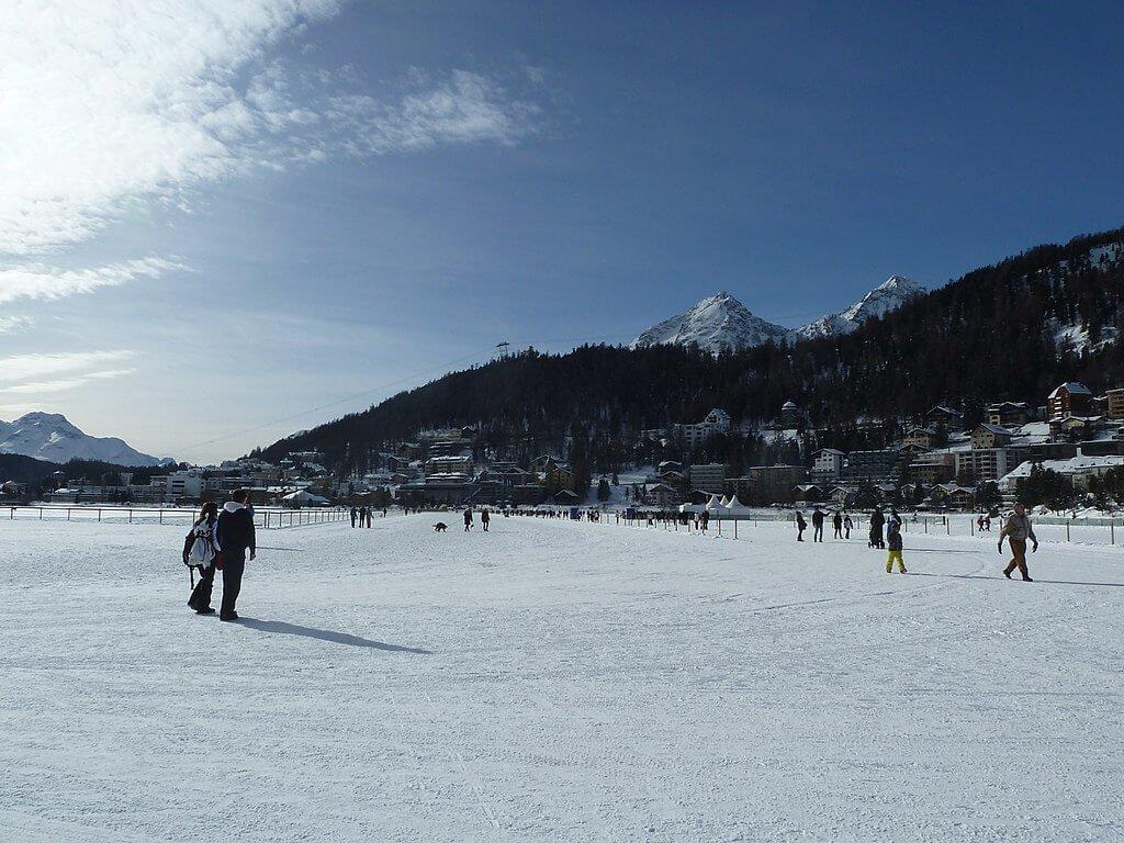 speed skating engadin st moritz switzerland