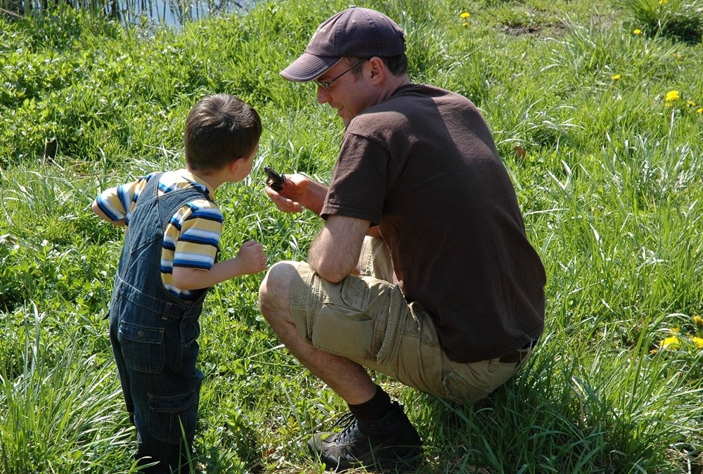 Nature Stewards: Four Fun Ways to Let Kids Participate