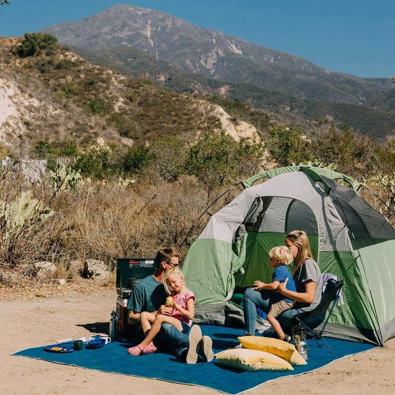 best camping tent footprints and camping tarps