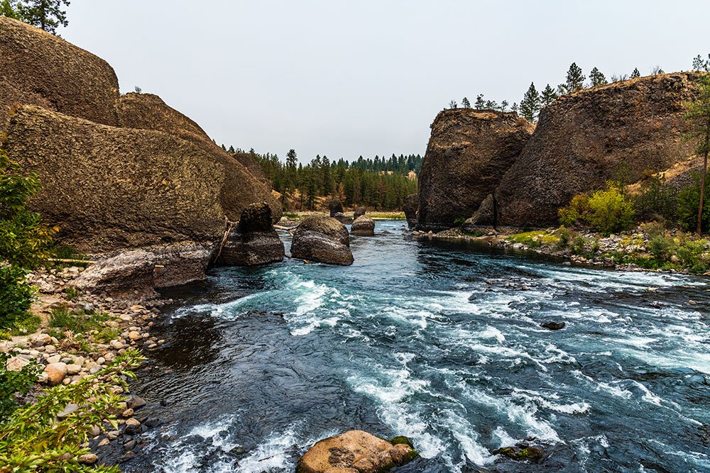 Washington State Parks hiking and camping